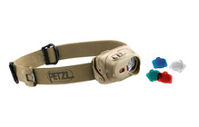 Petzl Tactikka XP lampe frontale beige